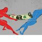Fighting for a Fair Wage and Small Business Consequences Illustration by Linas Garsys/The Washington Times