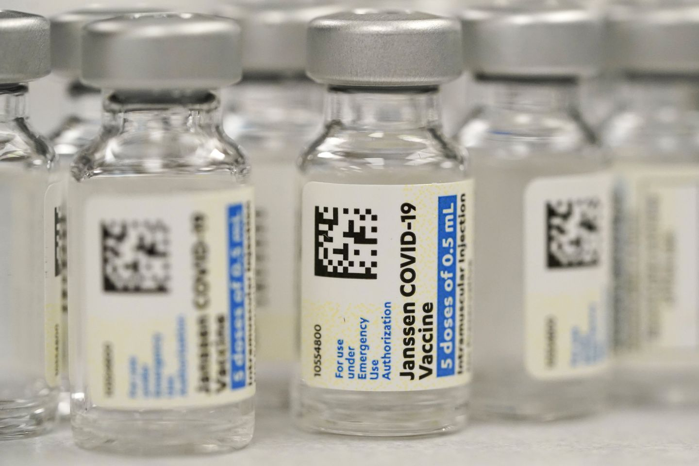 FDA clears release of J&J vaccine from troubled Baltimore factory