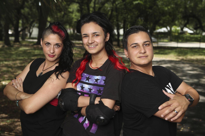 Transgender athletes fight Florida's new ban