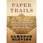 Paper Trails by Cameron Blevins (book cover)