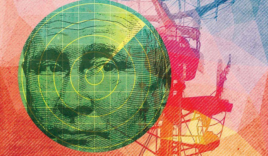 Putin on the Radar Screen Illustration by Greg Groesch/The Washington Times