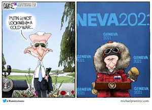 Putin is not looking for a Cold War ...