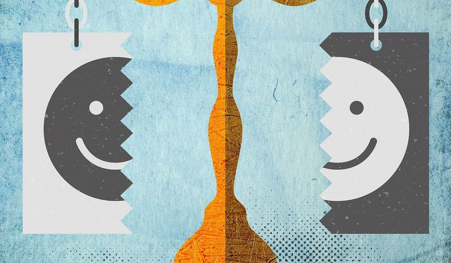 Racial Equity and Critical Race Theory Illustration by Greg Groesch/The Washington Times