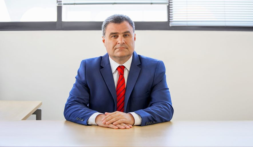 Mr. Athanasios Tzaferis, Founder and CEO of ADAPTIT