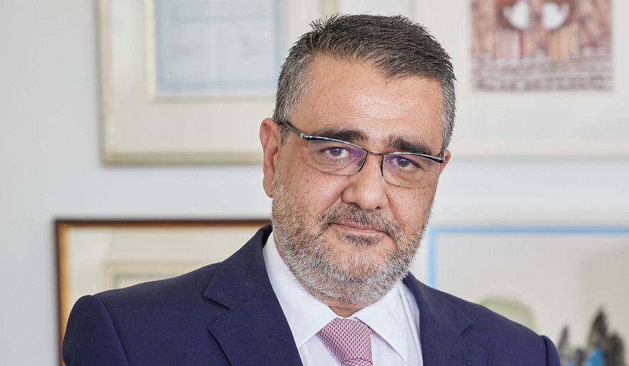 Mr. Serafim Sotiriadis, MP of Serafim Sotiriadis & Associates