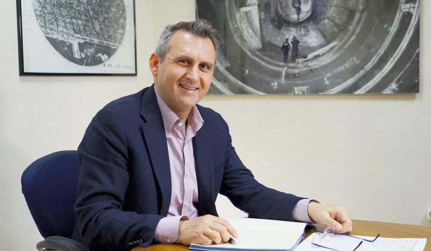 Mr. Yiannis Karyotis, CEO of EKME S.A.