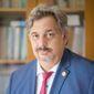 Prof. Dionissios Mantzavinos, UP Vice-Rector of Academic & International Affairs