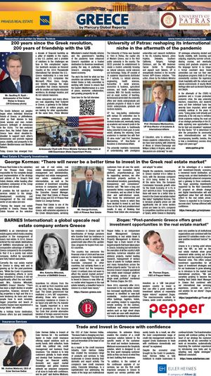 Download the Special Report by Mercury Global Reports, available in the July 7, 2021 edition of The Washington Times.