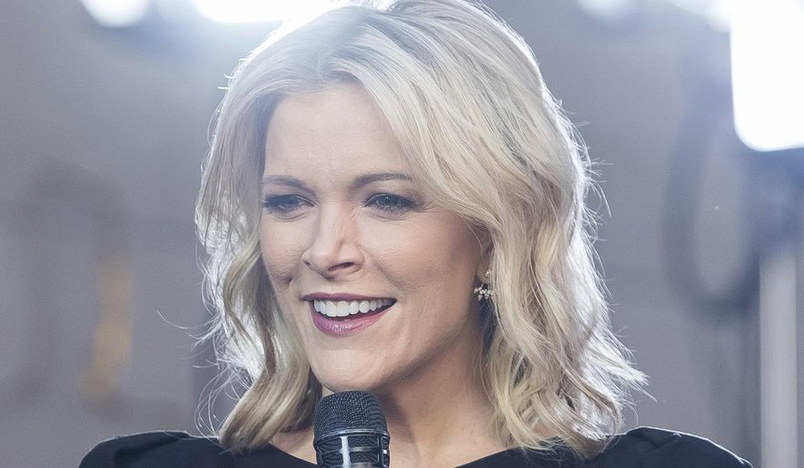 """Megyn Kelly appears on NBC's """"Today"""" show in New York on  June 12, 2018. (Photo by Charles Sykes/Invision/AP) ** FILE **"""