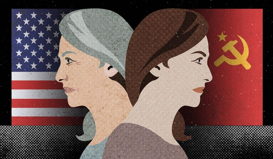 One Generation Away from Losing America Illustration by Greg Groesch/The Washington Times