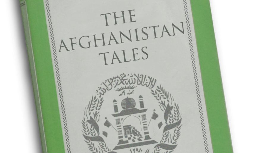 Biden's Afghanistan Fairy Tales for Illustration by Linas Garsys/The Washington Times