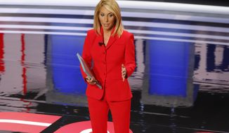 """CNN anchor Dana Bash noted that President Biden charged social-media platforms Friday with """"killing people"""" by allowing the spread of vaccine misinformation. (AP Photo/Paul Sancya)"""