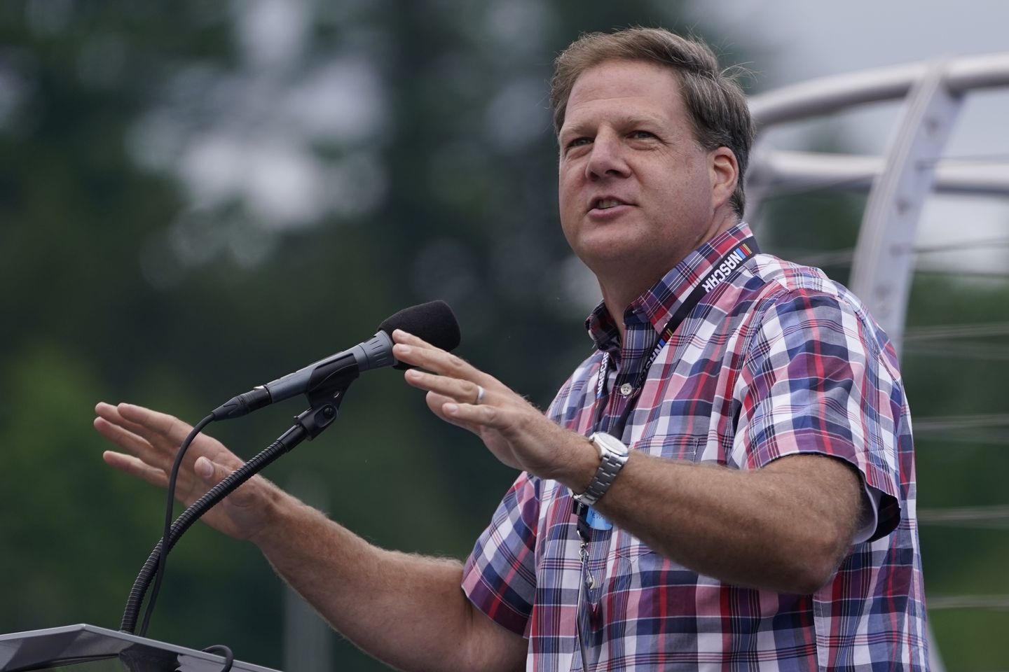 Chris Sununu, New Hampshire governor, signs 'medical freedom' law against COVID-19 vaccines