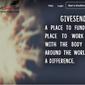 Screen capture from GiveSendGo.com, a Christian crowdfunding website.