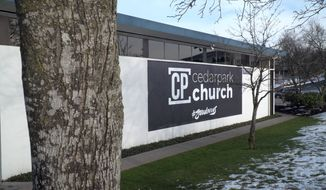 Cedar Park Assembly of God, a church in Kirkland, Washington, will get to argue its case against a Washington state law requiring them to provide abortion coverage if the Pentecostal church's health insurance covers maternity services. [ADF photo]