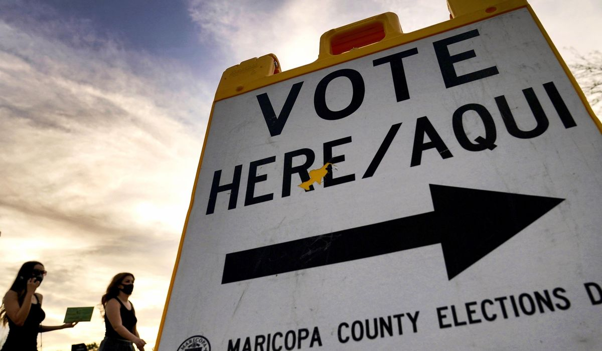 Pew ballot reveals the reality about voter fraud
