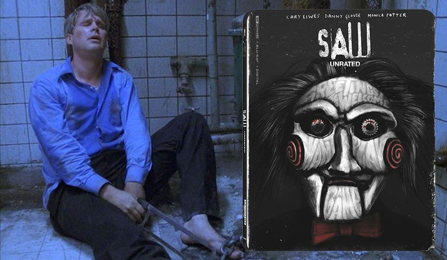 'Saw: Unrated' 4K Ultra HD movie review