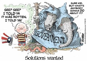 Solutions wanted