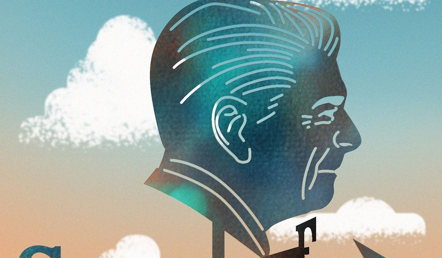 Life lessons that shaped Ronald Reagan illustration by Linas Garsys / The Washington Times