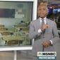 "MSNBC's Al Sharpton talks about Critical Race Theory, Aug. 1, 2021. (Image: MSNBC, ""Politics Nation"" video screenshot)"
