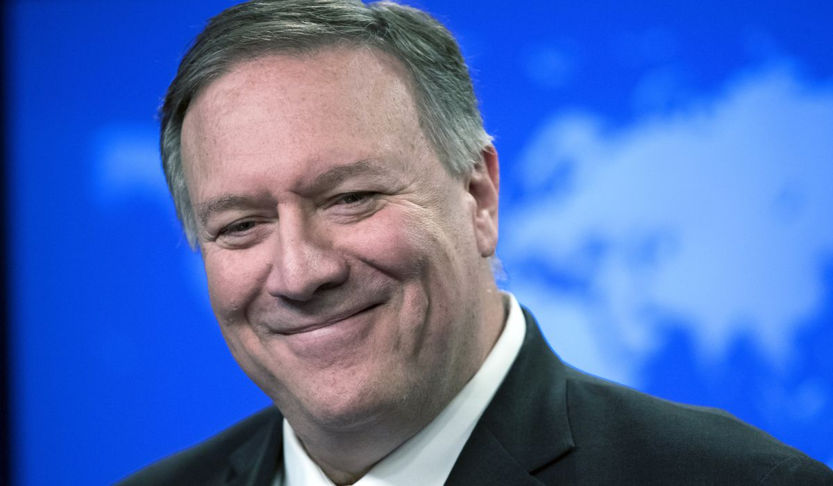 State Dept. investigating whereabouts of pricey Japanese whiskey given to Pompeo