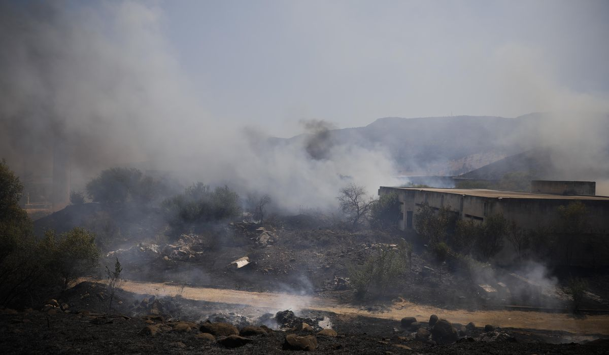 Israel launches airstrikes on Lebanon in response to rockets