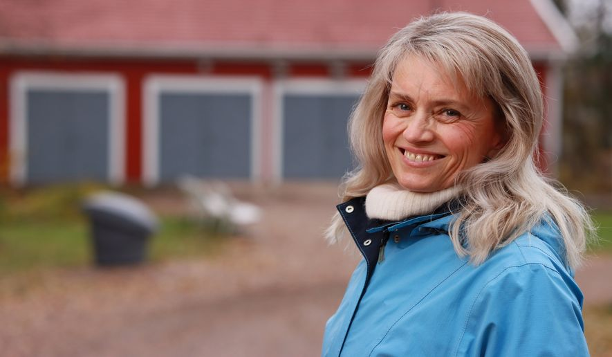 Dr. Päivi Räsänen, a Finnish member of parliament and the nation's former interior minister, says she faces trial in November over comments she believes express her religious beliefs on homosexuality. (Courtesy of Päivi Räsänen)