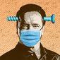 Arnold Schwarzenegger Screwed Illustration by Greg Groesch/The Washington Times