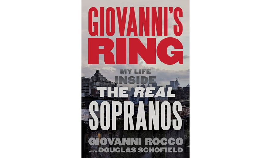 Giovanni's Ring: My Life Inside the Real Sopranos (book cover)