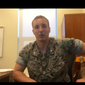 Lt. Col. Stuart Scheller, USMC, is seen in this screen capture from his Aug. 27, 2021, Facebook video, wherein he criticized senior military leadership and its handling of the evacuation of Kabul in light of the deadly suicide bombing attack at the Hamid Karzai International Airport. [https://www.facebook.com/stuart.scheller/videos/561114034931173/]