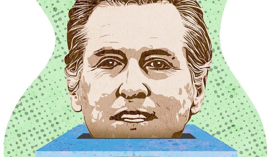 The Recall of Gavin Newsom Illustration by Greg Groesch/The Washington Times