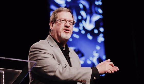 """Author Lee Strobel, who had a brush with death 10 years ago, is expected to introduce his latest book, """"The Case for Heaven,"""" next week at a reception at the Museum of the Bible in D.C. [Courtesy photo)"""