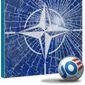 NATO Damaged by Joe Biden Illustration by Greg Groesch/The Washington Times