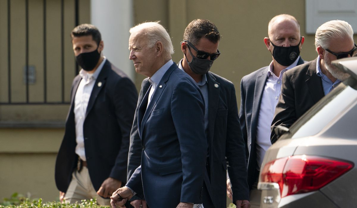 Biden is pathetic, and Americans' 'patience is wearing thin'