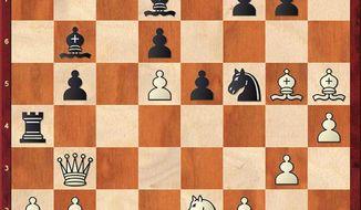 Karjakin-Carlsen after 23...Ra4.