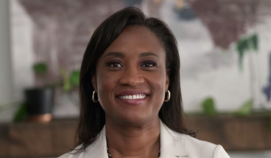 EMILY's List selected Laphonza Butler as its new leader on Monday, Sept. 13, 2021. The pro-choice PAC helps finance Democratic candidates. (Image: EMILY's List)