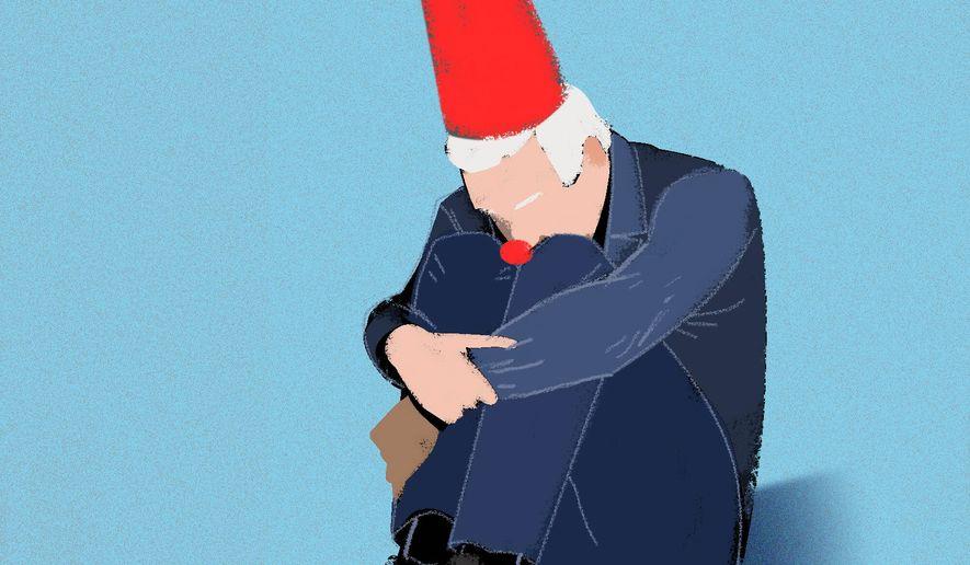 Joe Biden Illustration by Linas Garsys/The Washington Times