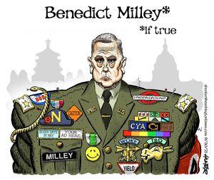 Benedict Milley*