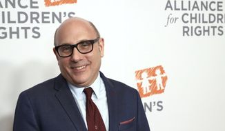 """Willie Garson arrives at The Alliance for Children's Rights 28th Annual Dinner in Beverly Hills, Calif., on March 5, 2020. Garson, who played Stanford Blatch on TV's """"Sex and the City"""" and its movie sequels, has died, his son announced Tuesday, Sept. 21, 2021. He was 57. (Photo by Willy Sanjuan/Invision/AP, File)"""