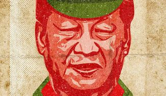 Mao Jinping Illustration by Greg Groesch/The Washington Times