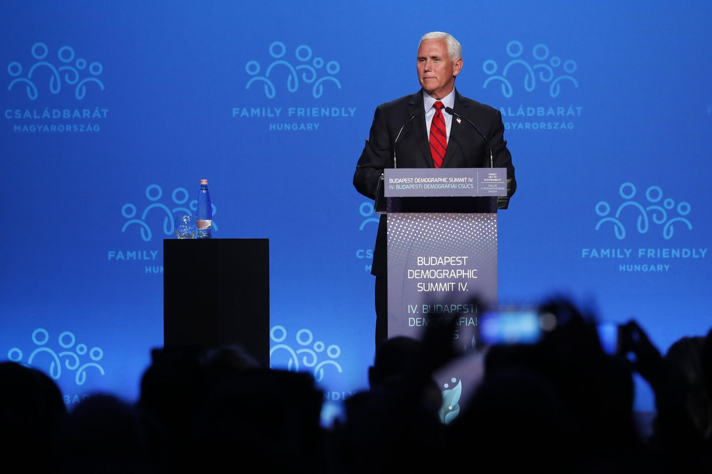 Pence calls on Biden to show 'strength' on North Korea and China