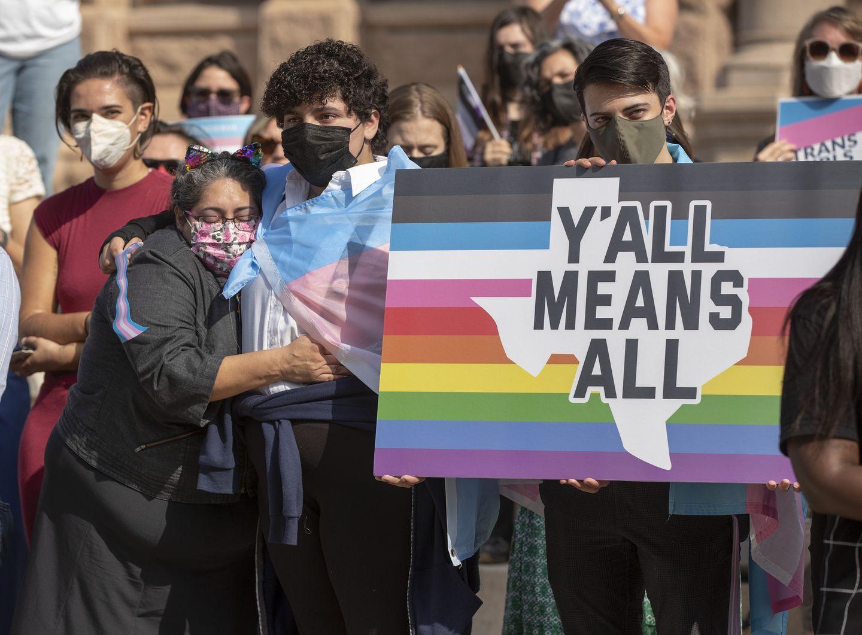 Texas Gov. Abbott set to ban transgender athletes from school sports