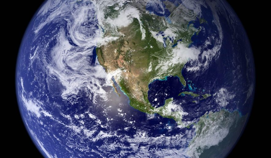 """A massive IPSOS poll conducted of 19,570 adults in 28 countries found that on average, only 10% of the global respondents felt that politicians were """"trustworthy.""""(Image courtesy of NASA)"""