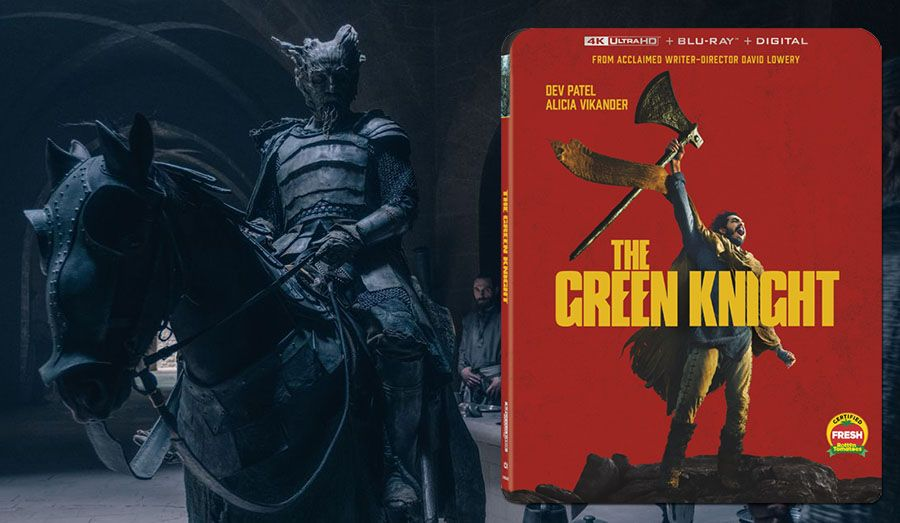 'The Green Knight' 4K Ultra HD movie review