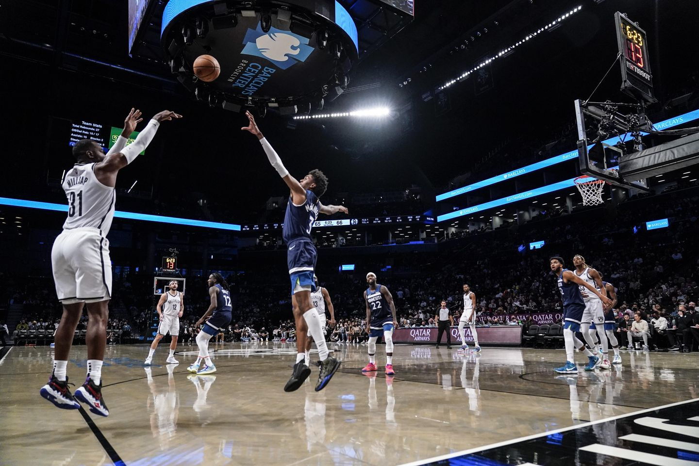 Right on cue: NBA finds high-tech option for virus testing