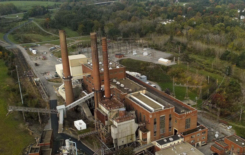Bitcoin-mining power plant raises concerns among environmentalists