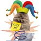 Political Satire Illustration by Greg Groesch/The Washington Times