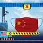 Stopping China Imports Illustration by Greg Groesch/The Washington Times