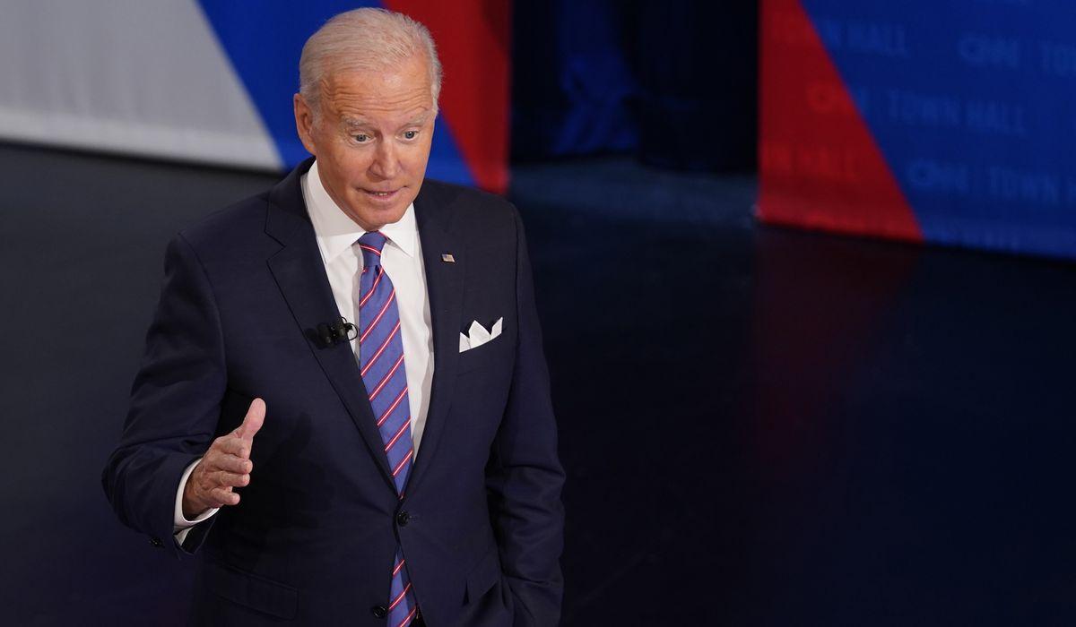 Joe Biden says he's confident he'll get a deal on economic spending packages