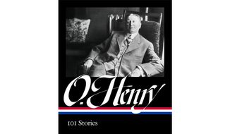O. Henry: 101 Stories (book cover)